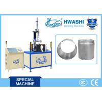 Buy cheap Fully Automatic Welding Machine , Stainless Steel Welders For Metal Sheet Bracket from wholesalers