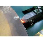 China Circular saw blade teeth hardness increase manual hardening machine for sale