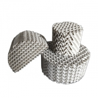 China HOT! Ceramic Structured Packings For Distillation Column on sale