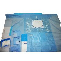 China SMS Material Medical Procedure Packs , Abdominal Delivery Sterile Medical Pack For Cesarean Section on sale