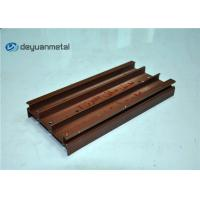 Wholesale Alloy 6063 Powder Coating Aluminium Windows Profile 5.98 Meter Length from china suppliers