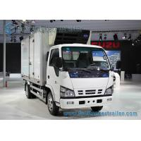 Quality ISUZU 4 X 2 3 Tons Food Refrigerated and Freezer Truck for sale