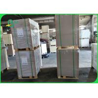 China 230gsm 250gsm Clay Coated Duplex Board Grey Back For Carton Box Good Stiffness for sale