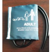 China Single / Double Tube Standards Reusable Blood Pressure Cuffs For Child Adult on sale