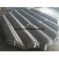 Complex Wire Mesh Demister Pad Waveform Type Higher Filtering Efficiency