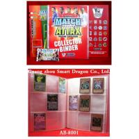 Wholesale Trading Cards Folder (AB-8001) from china suppliers