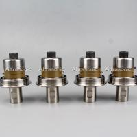 Buy cheap Ultrasonic Titanium Transducer Replacement Telsonic For Cutting Machine from wholesalers