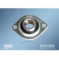 Buy cheap Household Appliance Stamped Steel Pillow Block Bearings 25mm SBPFL205 from wholesalers