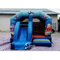 Commercial outdoor ocean park kids combos with slide for amusement park from Sino factory for sale