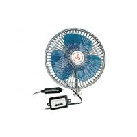 Wholesale 8 Inches Oscillating Car Fan DC 12V With Switch For cars / trucks from china suppliers