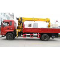 China 9.65m*2.18m*3.2m Truck Crane Mainly Used For Engineering Construction on sale