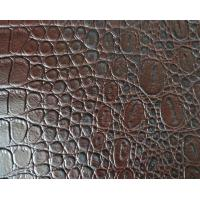 Wholesale Embossed Snake Skin Leather Abrasion Resistant Good Elastic Strenghth for Bags from china suppliers