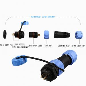 Wholesale 250V Universal Male And Female Aviation Plug Socket from china suppliers