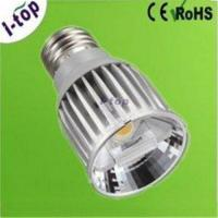 China Constant Current Par16 COB LED Spot Lamps Build-in Bulb for Show Lighting E27 / E26 / E14 on sale