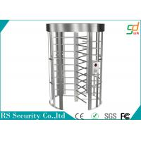 Wholesale Automatic B - Direction Full Height Turnstiles , Slot Reader access control turnstiles from china suppliers
