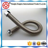 Wholesale Factory supply 304 or 316 Stainless Steel teflon flexible metal hose for shower home usage from china suppliers