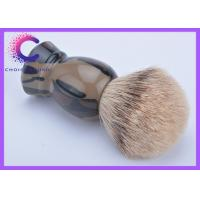 Wholesale Mens Grooming Silvertip Badger Shaving Brush / Badger Hair Shaving Brush from china suppliers