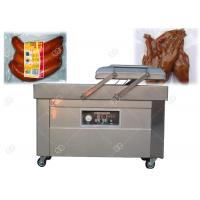 Wholesale Commercial Double Chamber Vacuum Packing Machine 304 Stainless Steel For Sausage Grain from china suppliers