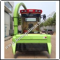 Buy cheap Self propelled grain stalks silage machine self propelled pasture harvester from wholesalers