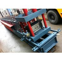 China Steel Building System Framecad C Channel Roll Forming Machine For Construction on sale