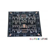 Wholesale Black Solder Multilayer PCB Board 4 Layers OSP Surface For Electroncis Communication from china suppliers