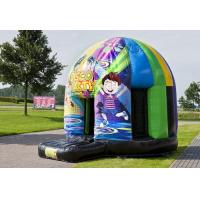 Wholesale Disco Kids Music Bouncer,11.5FT PVC Material Bouncy House For Party from china suppliers