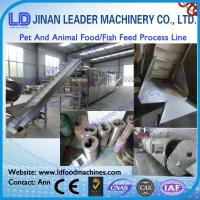 China 500kg/h fish food pet food dog food machine processing line on sale