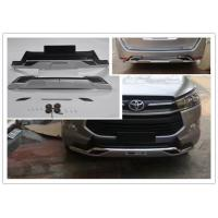 Buy cheap TOYOTA All New Innova 2016 2017 Auto Accessories Bumper Guards and Side Steps from Wholesalers