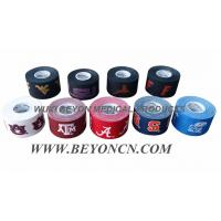 Quality 100% Cotton Fabric Adhesive Printed Athletic Strapping Tape / Coloured Sports for sale