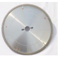 Wholesale Tct Saw Blade For Wood , Circular Blades Wood With Low Cutting Noise from china suppliers