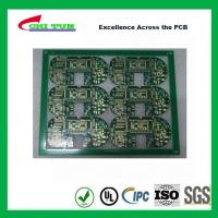 Wholesale Manufacturing Of Pcb Boards Pcb For Computer , 4l Fr4 It150 1.6mm Immersion Gold from china suppliers
