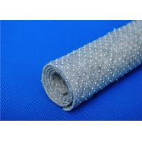 Wholesale 8Mm High Temp Needle Punched Felt , Nonwoven Fabric Roll Good Hand Feeling from china suppliers