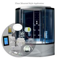 China Multi Functional Steam Bath Equipment With Large LCD Touch Screen / Radio Speaker on sale