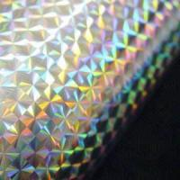 Holographic Hot Stamping Foil for Packaging