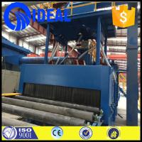 Wholesale Comprehensive cleaning abrator machine type shot blasting machine in china from china suppliers