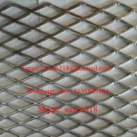 Wholesale platform hot dip galvanized expanded metal mesh / expanded metal shelving from china suppliers