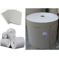 Buy cheap Good Stiffness Professional Grey Paper Cardboard Roll for Book Binding from wholesalers