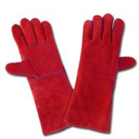 Buy cheap Welding gloves ZM13 from wholesalers