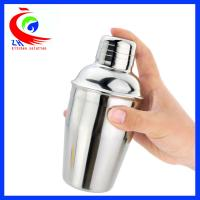Wholesale Lightweight Coffee Shop Equipment Custom Stainless Steel Cocktail Shaker from china suppliers