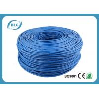 Wholesale Networking Cat 6 Network Cable 1000 FT 4 Pairs Unshield BC / CCA Customized Color from china suppliers