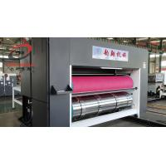 China YIKE Semi-Auto Chain Type Corrugated Carton Box Flexo Printer Diecutter With Slotter Combined Machine for sale