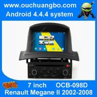 Wholesale Ouchuangbo S160 android 4.4 Renault Megane II 2002-2008 stereo audio DVD gps stereo 4 core from china suppliers
