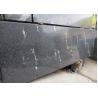 Snow Grey Granite Slabs Polished , Granite Half Slabs For Exterior Wall Cladding for sale