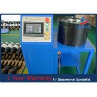 Quality Usual Hydraulic Hose Crimping Machine 4kw Power 30Mpa System Pressure for sale