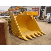 Quality Wear Resistant Construction Excavator Bucket Attachments Mining Machinery for sale