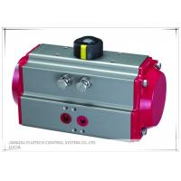 Wholesale High Performance Rack And Pinion Pneumatic Actuator AT-DA140 Double Action from china suppliers