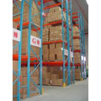 Wholesale Heavy Duty Pallet Warehouse Racking / Metal Storage Shelves from china suppliers