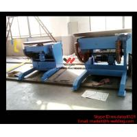 Wholesale Self-Adjustable Pipe Welding Positioner Vessel Loading 8 Ton T-slots For Clamping from china suppliers