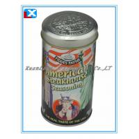 Wholesale Metal Tin Container/XL-32701 from china suppliers