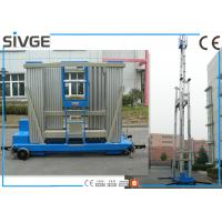 Quality Reliable 20 M Aluminum Work Platform Self - Propelled For Shopping Centers for sale
